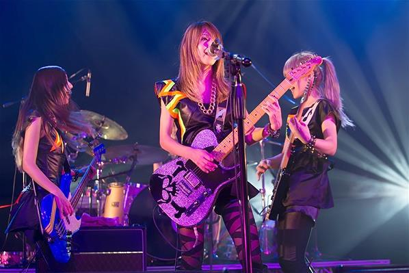 scandal Singapore concert 2013